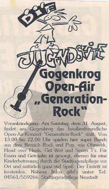"Gogenkrog Open-Air ""Generation-Rock"""