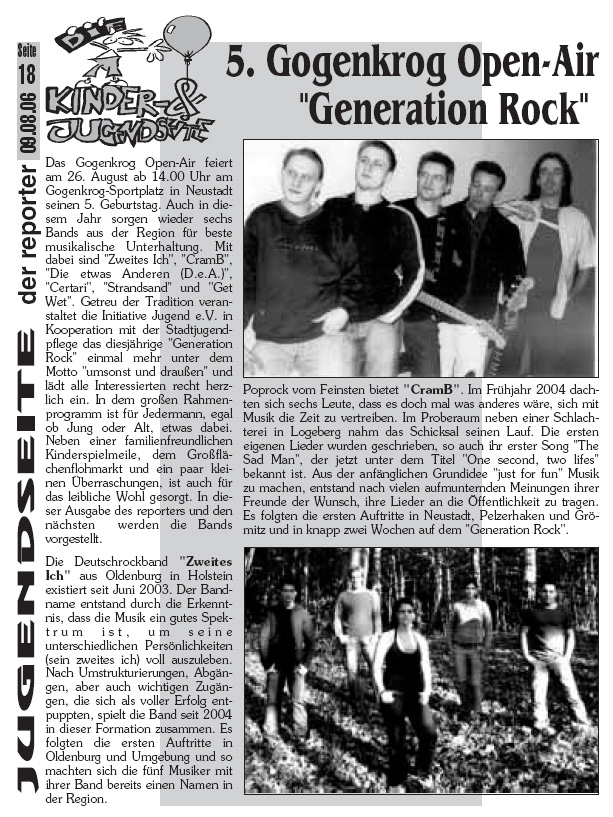 "5. Gogenkrog Open-Air ""Generation-Rock"""