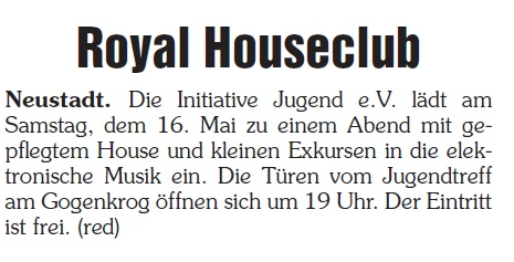 Royal Houseclub